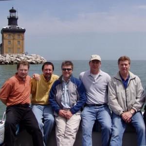 Fun on Lake Erie!
